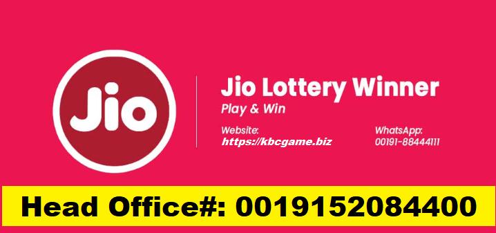 jio kbc lotteyr winner 2020